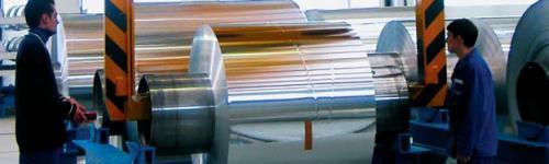 Алюминиевая фольга для производства ламелей теплообменников как установить выносной бак в баню с теплообменником